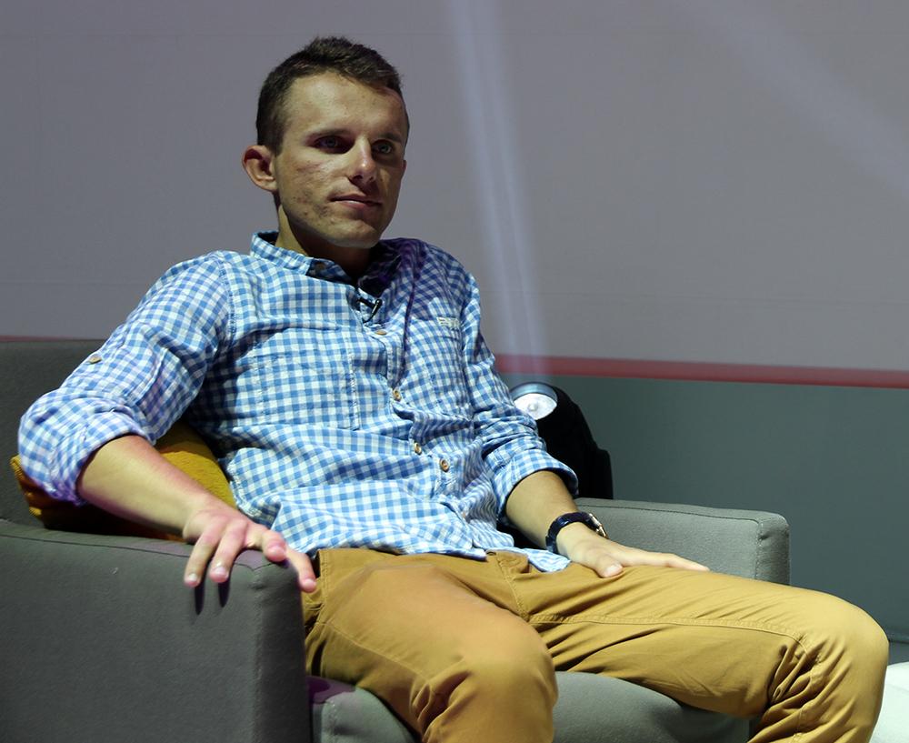 Rafał Majka, brązowy medalista olimpijski z Rio de Janeiro, wspiera naszą kampanię!