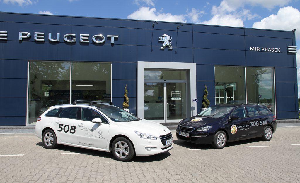 Radomski Peugeot wśród najlepszych w Polsce