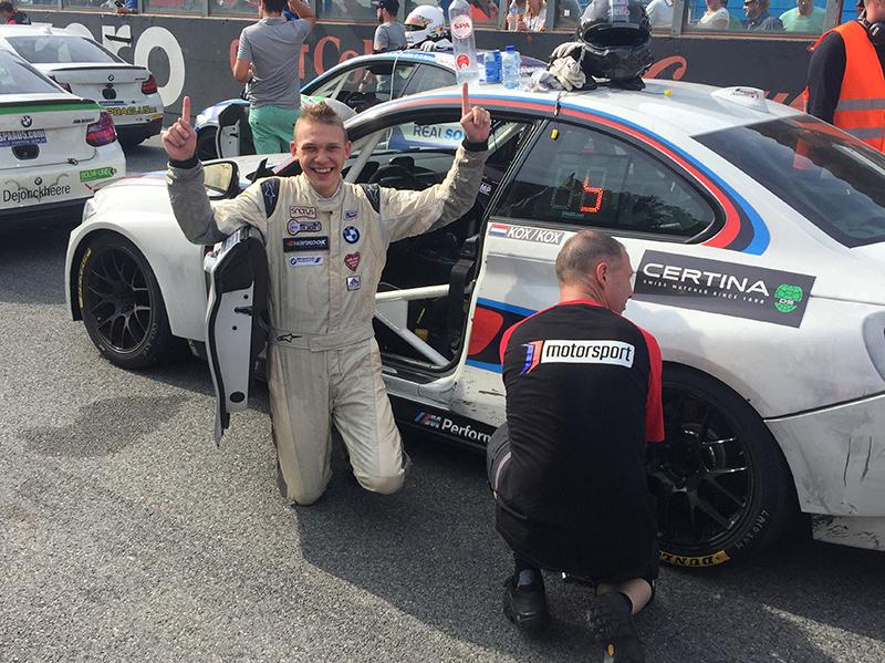 Maciej Dreszer wygrał 24-godzinny wyścig