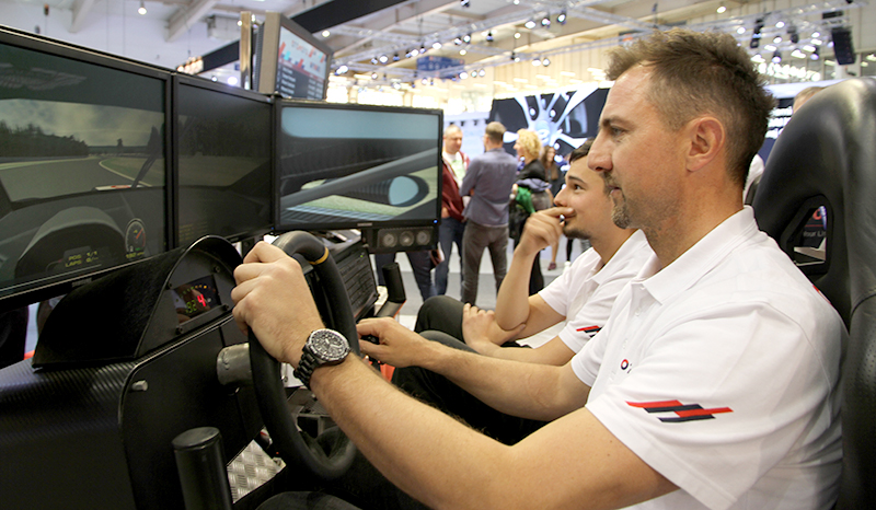 Jerzy Dudek jest fanem motorsportu