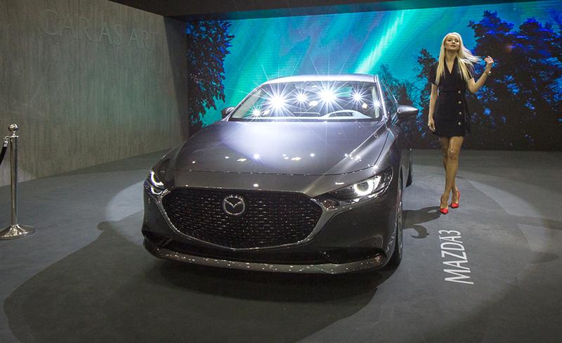 Mazda na Motor Show Poznań 2019