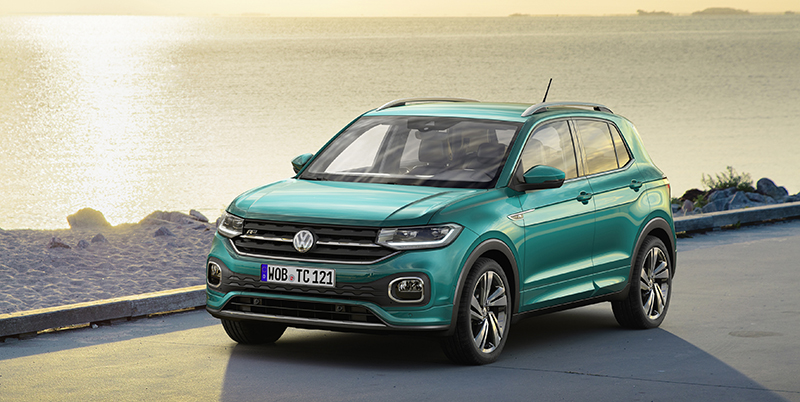 Volkswagen i jego kolejny SUV - T-Cross
