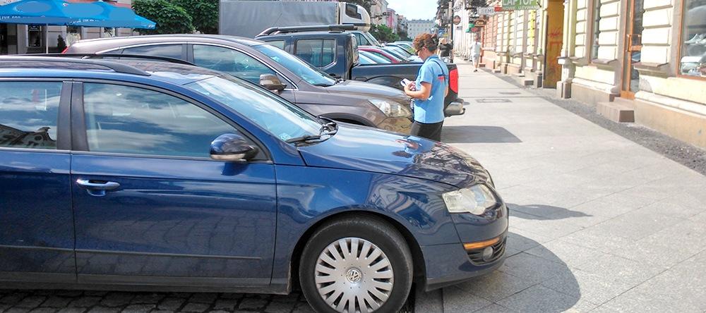 Będzie zmiana w uchwale dotyczącej strefy parkowania?