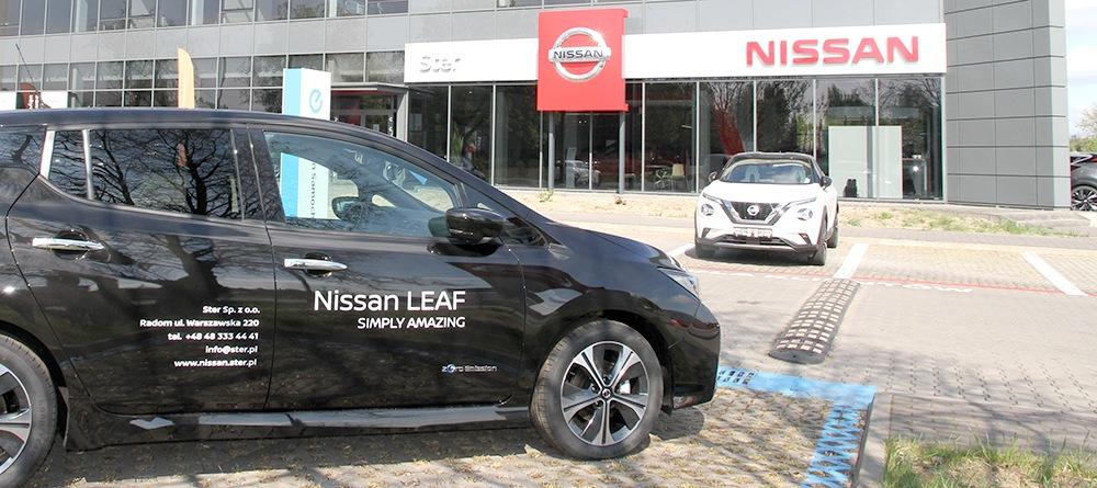 Nissan powrócił do Radomia