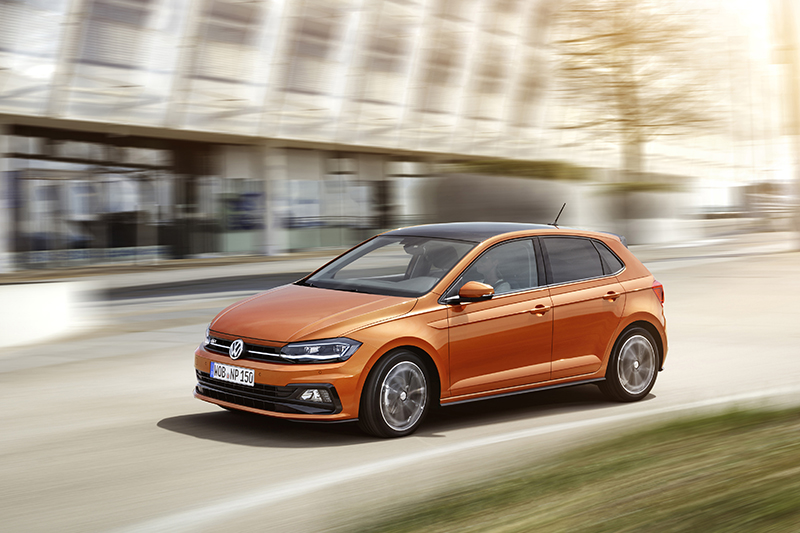 Volkswagen wjeżdża z nowym modelem Polo