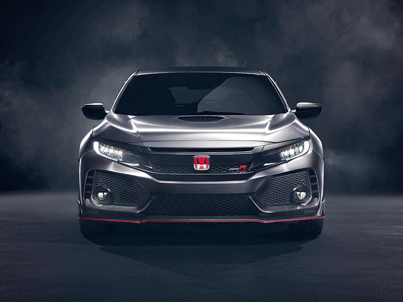 Honda pokazała prototyp modelu Civic Type R