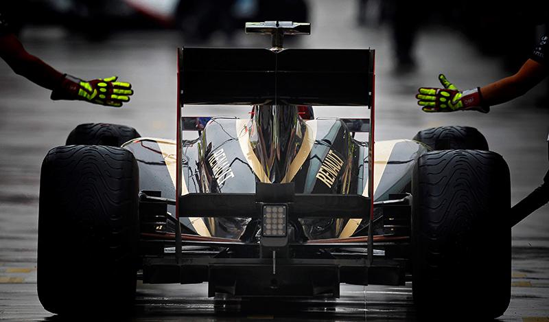 Grupa Renault przejmuje zespół Lotus