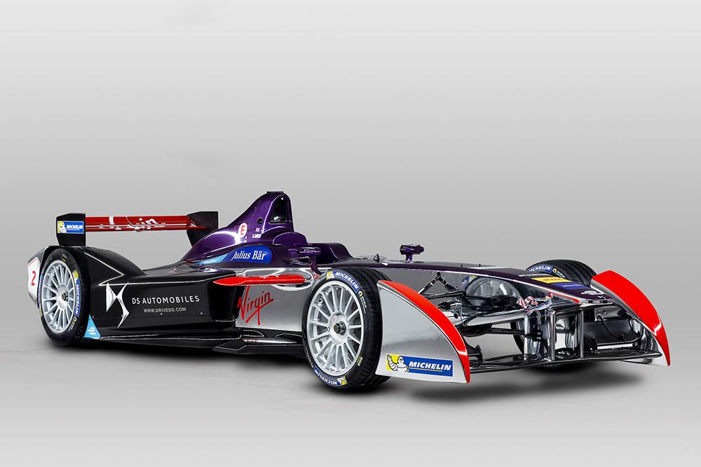 DS Virgin Racing szykuje się do sezonu