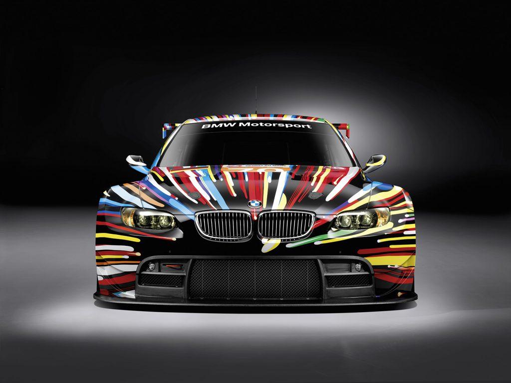 BMW samochodowe dzieła sztuki
