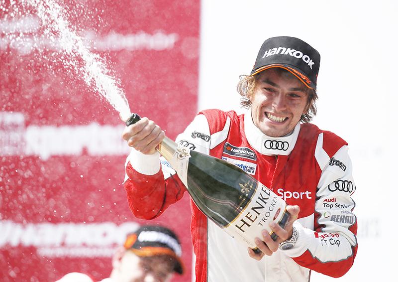 Pierwsze zwycięstwo Polaka w Audi TT Cup