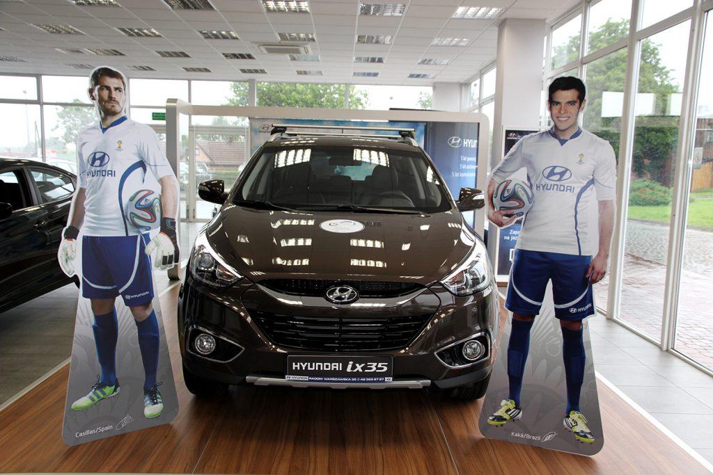 Hyundai dla piłkarskich kibiców. I nie tylko..