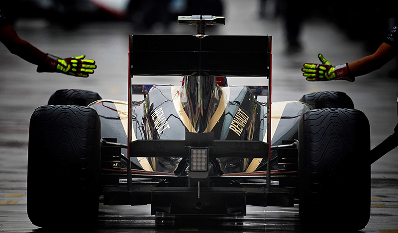 Renault powraca na tory Formuły I