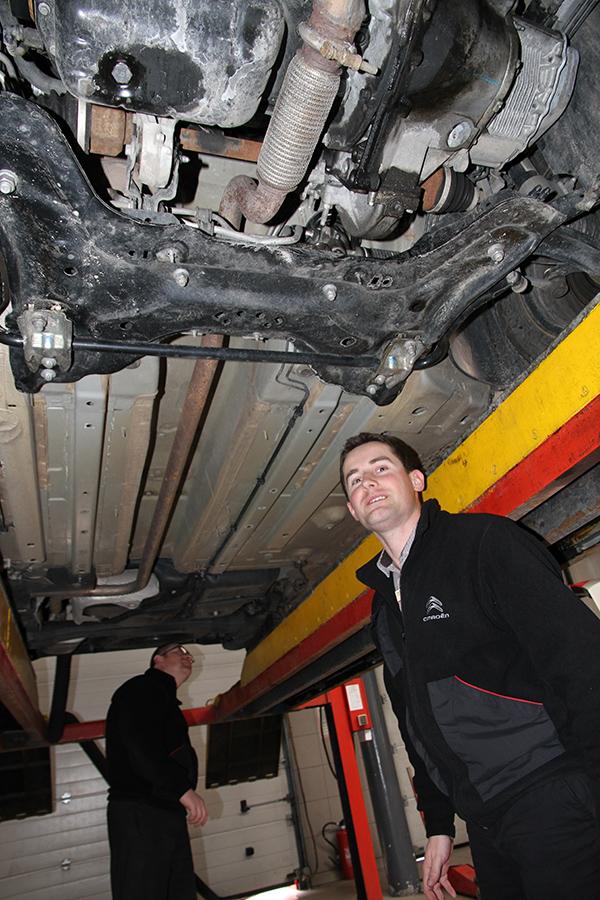 Przygotuj swoje auto przed zimą - zawieszenie