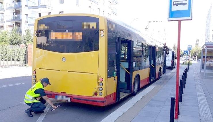 """Autobusy miejskie """"pod lupą‿ mazowieckiej ITD"""