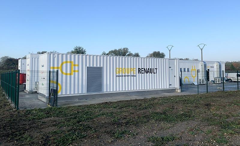 Renault znalazło pomysł na magazynowanie energii
