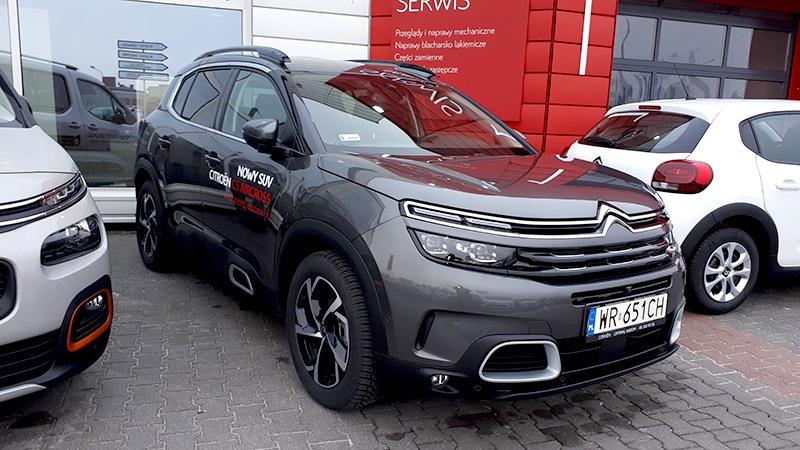 Nowe modele samochodów