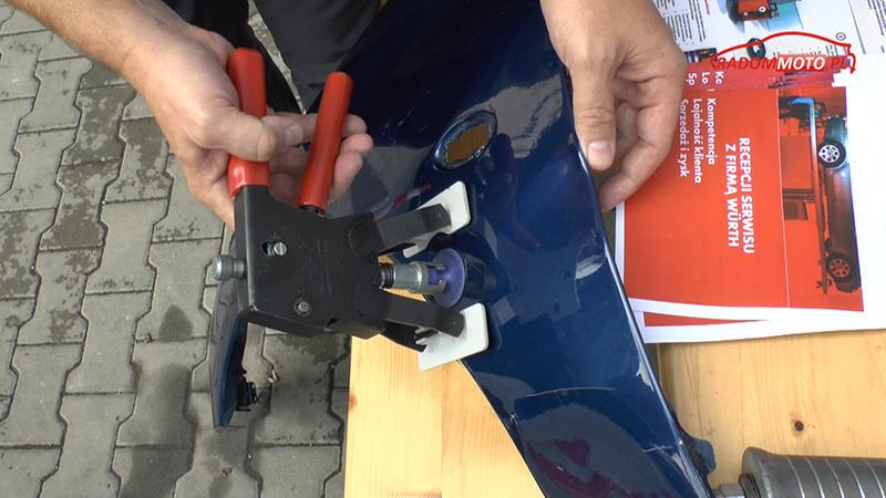 Zestawy do napraw samochodów