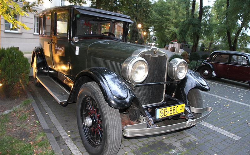 Peerless 67 - amerykańska limuzyna z 1925 roku