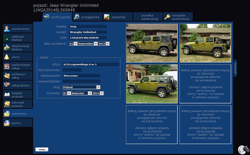 Elektroniczna Książka Pojazdu