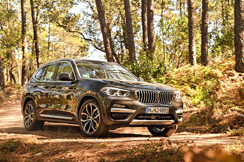 Nowe BMW X3 wjeżdża do Polski