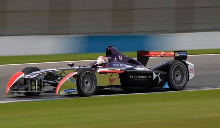 Zwycięstwo zespołu DS Virgin Racing w ePrix Buenos Aires