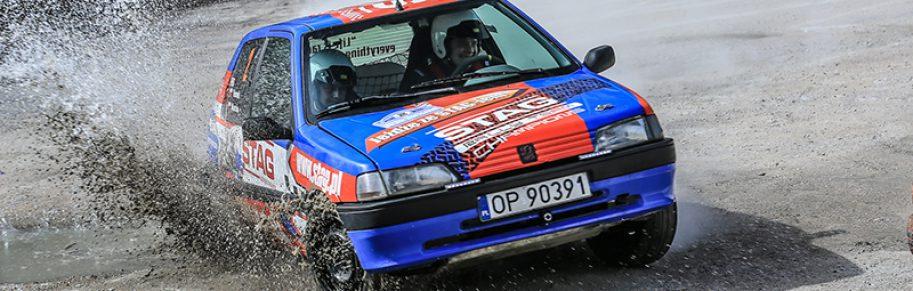 STAG Rally Team – zespół kierowców rajdowych