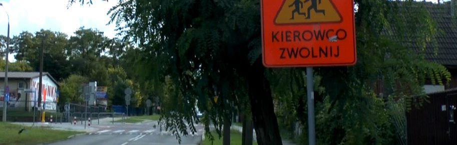 Policjanci kontrolowali okolice szkół